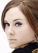 Кумиры российских подростков - певица Адель