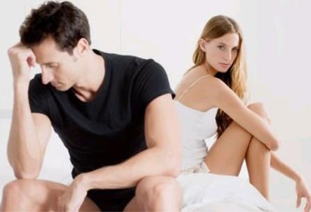 Семейная постель: проблемы мужчин
