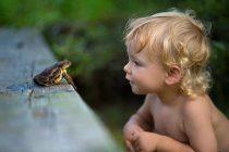 Детская любознательность