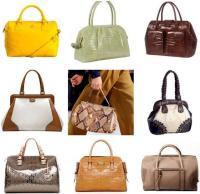 Какие сумки будут модными в 2012 году