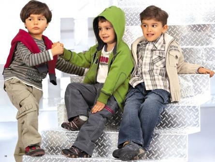 Какой должна быть весенняя одежда для детей