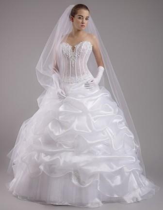 Что значит классическое свадебное платье
