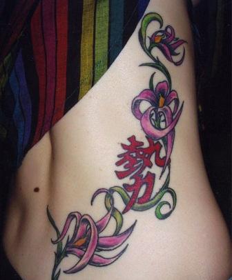 Мода на татуировки среди подростков