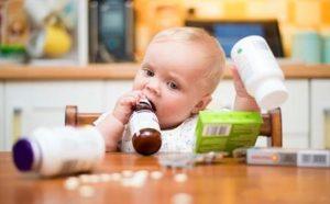 Что делать когда ребенок съел лекарства