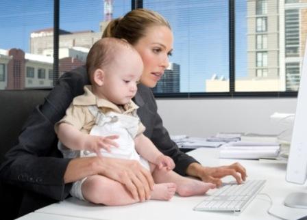 Высшее образование для молодой мамы