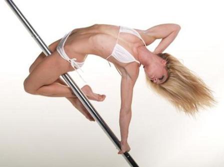 Что такое pole dance
