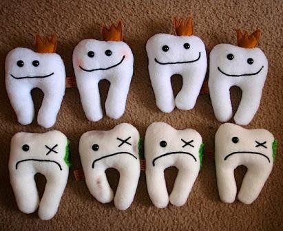 Если у ребенка поврежден зуб