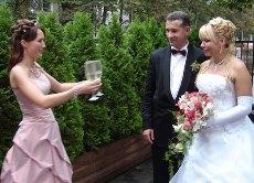 Правильное поздравление на свадьбе