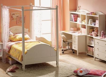 Как выбрать подходящий интерьер для детской комнаты