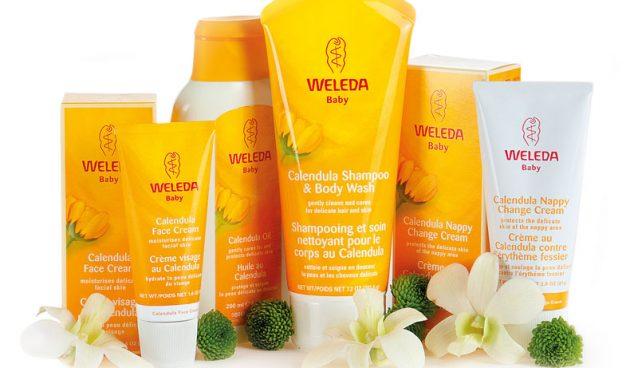 Weleda - малоизвестный бренд косметики