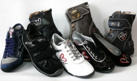 Молодежная обувь для подростков