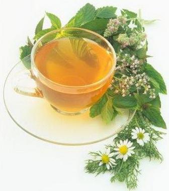 Можно ли малышам давать травяной чай