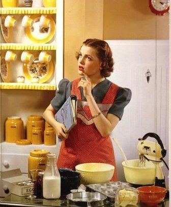 Почему девочкам нравится готовить