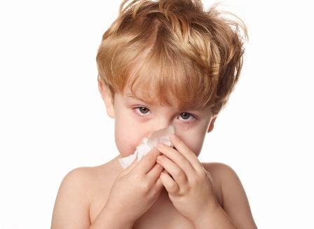 Почему у детей бывает аллергия