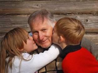 Подарок любимому дедушке