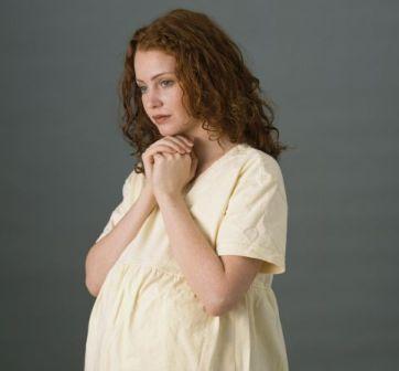 Беременность и женские страхи