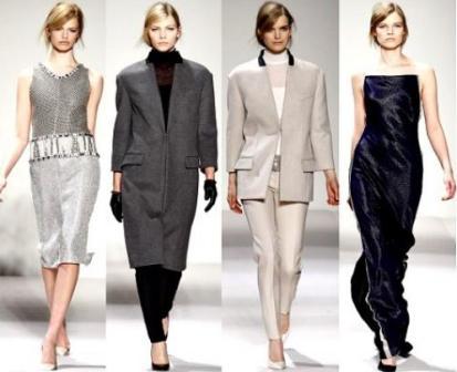 Главные черты моды сезона весна-лето 2012