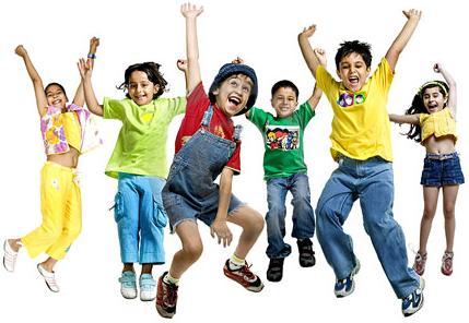 Интеллектуальные игры для детского праздника