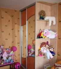 Как правильно подобрать шкаф для ребенка