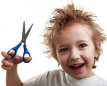 Как правильно ухаживать за детскими волосами