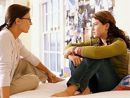 Как рассказать дочери о контрацепции