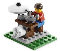 Новые игрушки Лего
