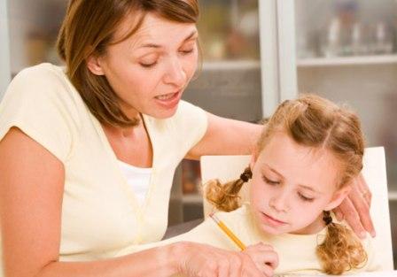Полноценное развитие ребенка - задача родителей