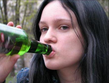 Проблема подросткового пьянства