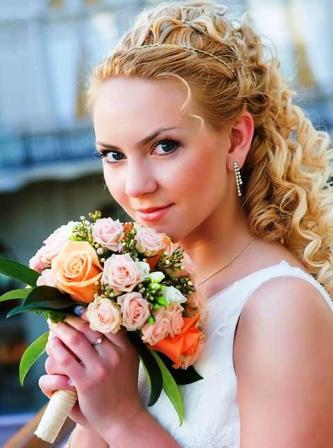 Выбираем цветы для невесты