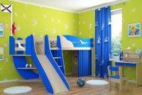 Выбираем хорошую мебель для детской комнаты
