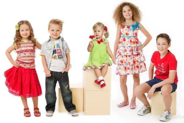 Выбираем летнюю одежду для детей