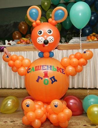Организация детских праздников и выбор декораций