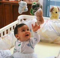 Во что играют новорожденные