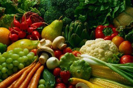 Детское питание - зелень с огорода