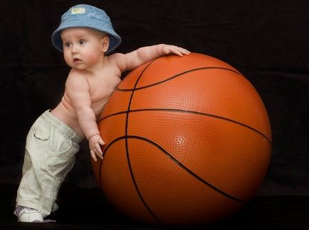 Как научить ребенка любить спорт