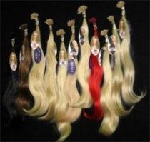 Каким образом наращивают волосы