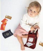 На отдых с детьми. Когда ребенку нужен загранпаспорт.