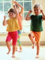 Лечение детского плоскостопия