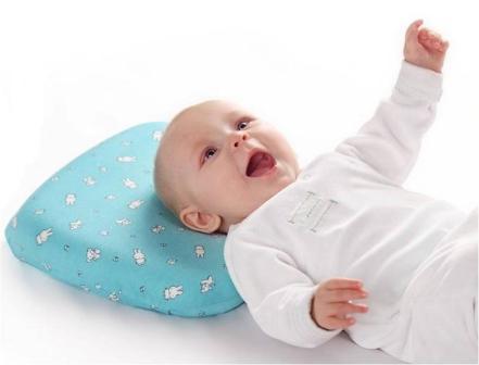 Подушка-ортопедическая - в помощь мамам и малышам