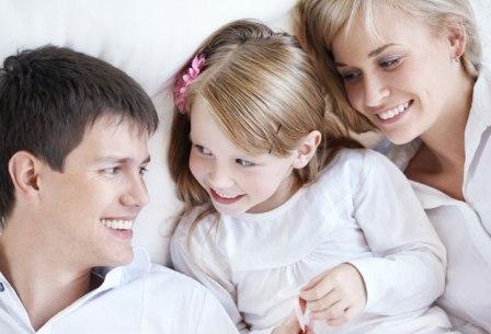 Разные стили воспитания детей