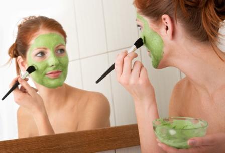 Ухаживаем за кожей лица с помощью мяты