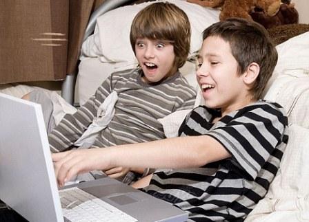 Как быть, если дети не могут поделить компьютер