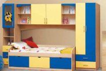 Правильная детская мебель — залог правильного развития малыша
