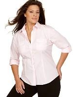 Где найти женскую одежду больших размеров