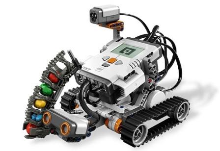 Новые и интересные конструкторы Лего
