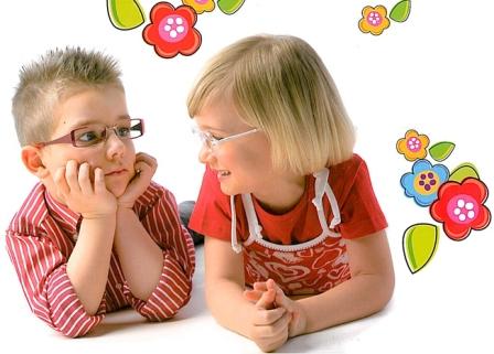 Очки и контактные линзы для детей