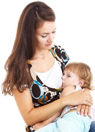 Практичная одежда для кормящих мам