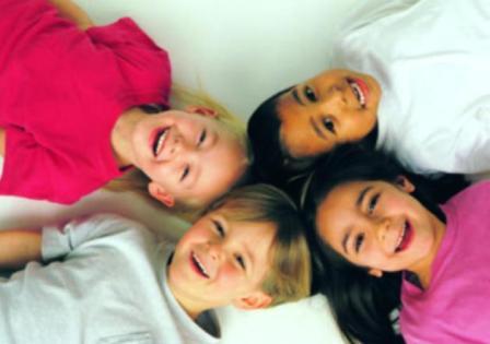 Общение ребенка с другими детьми