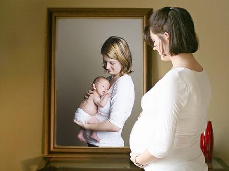 Счастье материнства для современной женщины