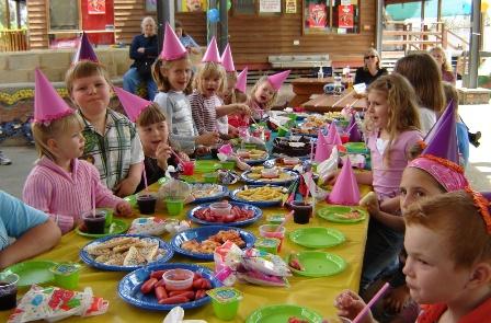 Сколько детей приглашать на день рождения